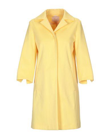 Купить Легкое пальто от MOUCHE желтого цвета