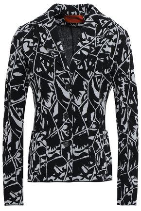 MISSONI Jacquard-knit blazer