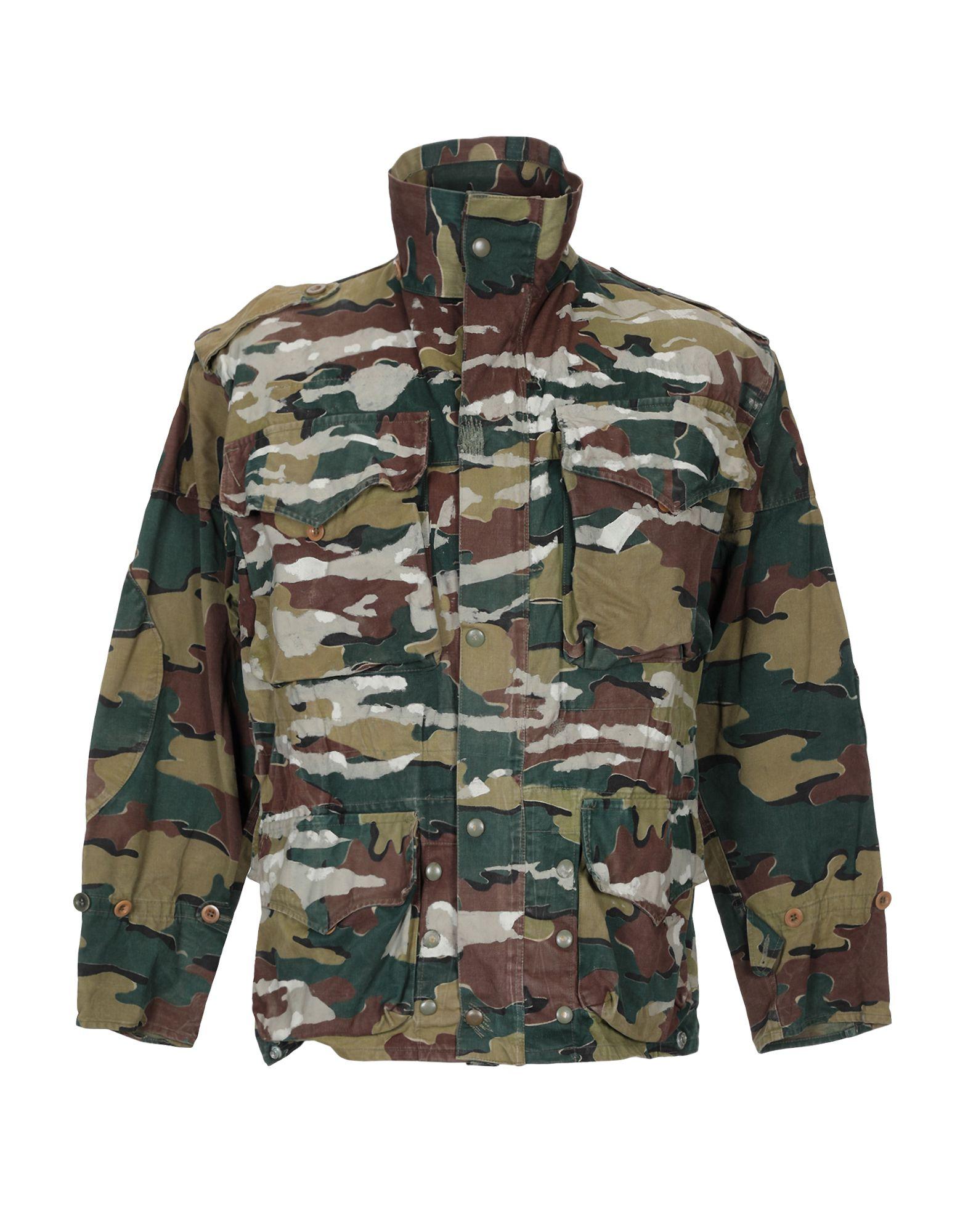 MAHARISHI Куртка