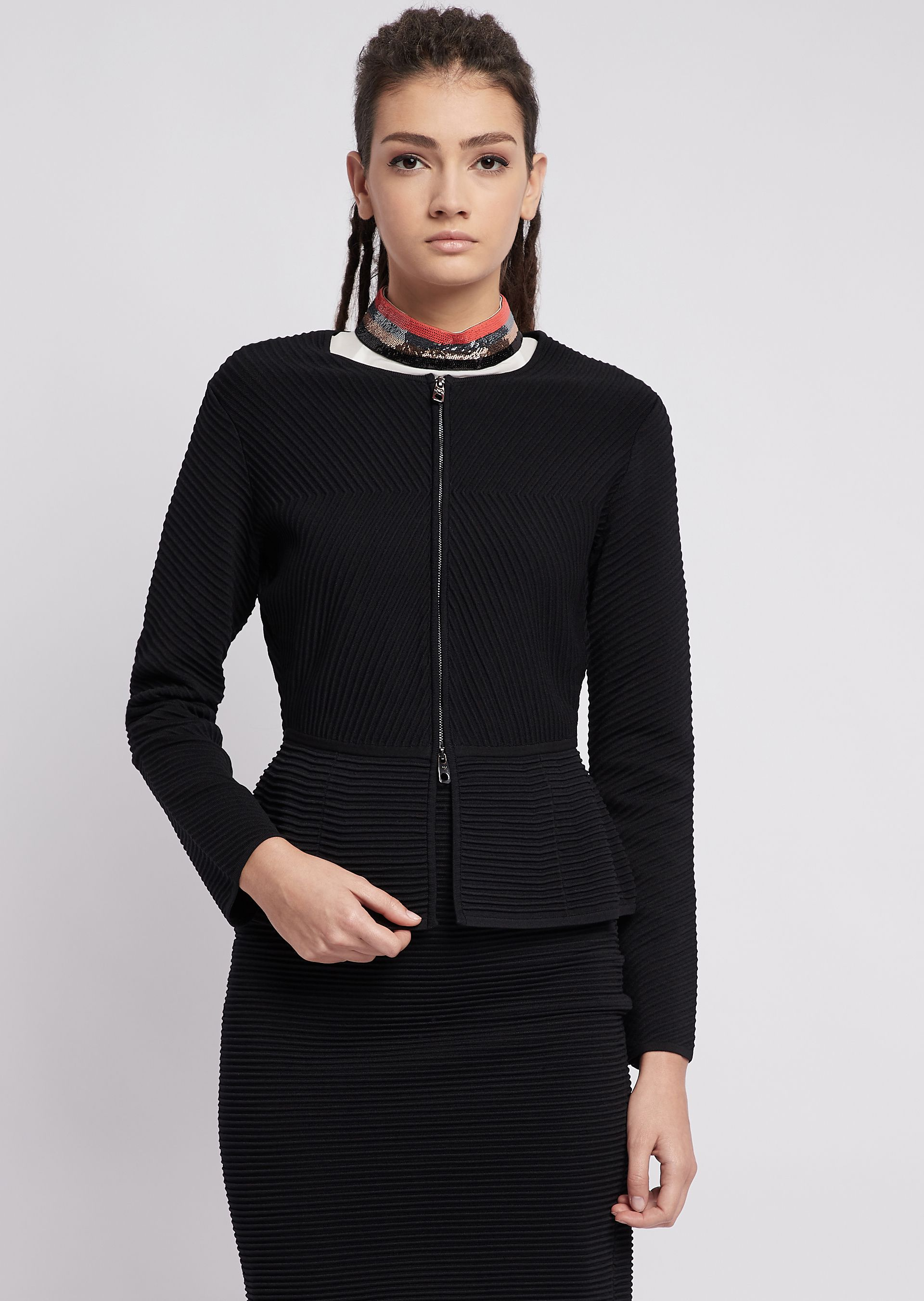 Formal Jackets - Item 41869508 in Black from ARMANI.COM
