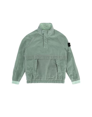 STONE ISLAND JUNIOR Jacket Man 40535 NYLON METAL f