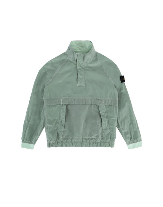 STONE ISLAND JUNIOR Giubbotto 40535 NYLON METAL