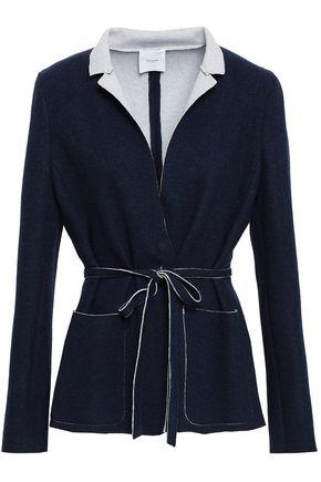AGNONA Belted cashmere jacket