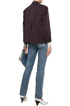 MAISON MARGIELA Cotton-jacquard blazer