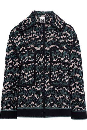 M MISSONI Metallic jacquard-knit jacket