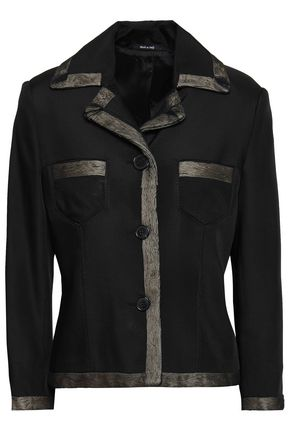 MAISON MARGIELA Woven jacket