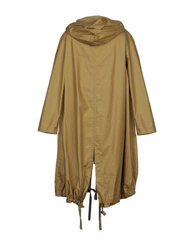 Фото 2 - Легкое пальто цвета хаки