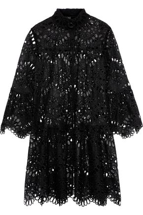 ANNA SUI Guipure lace jacket