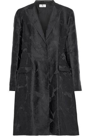ETRO Satin-jacquard coat