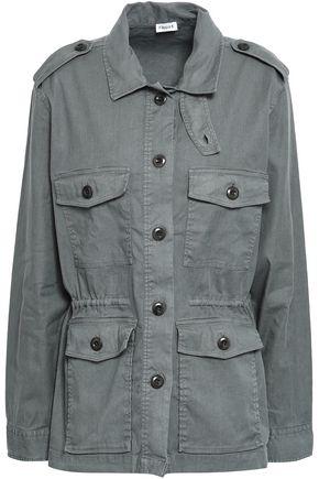 FILIPPA K Peyton linen-blend jacket
