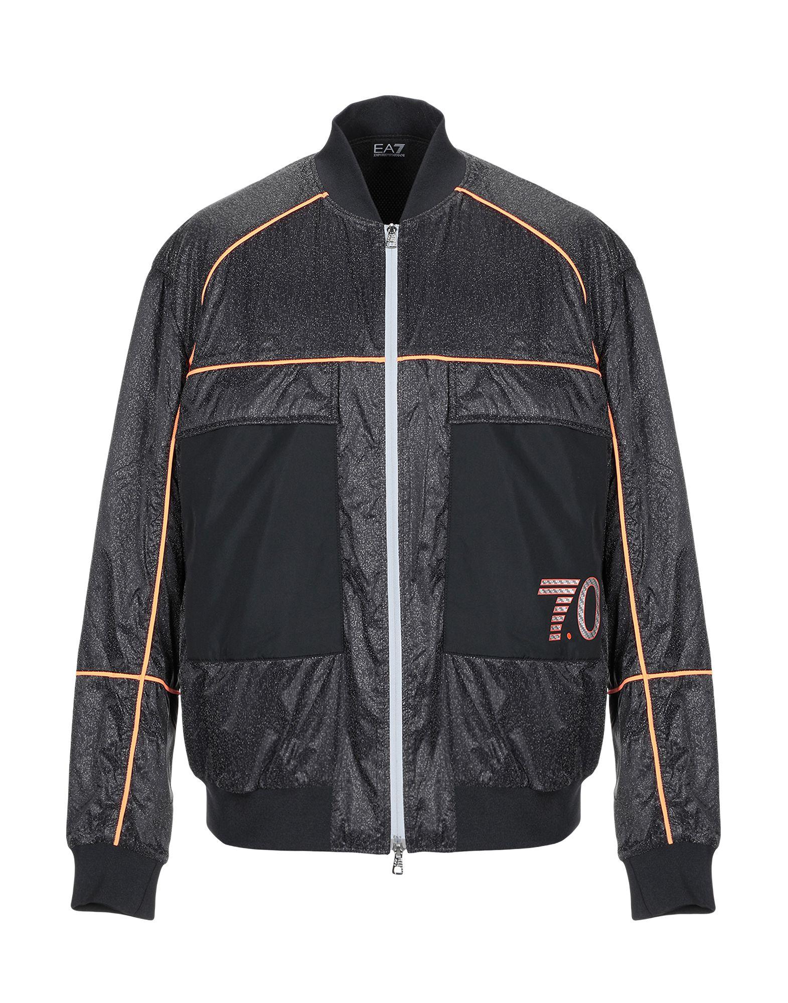 купить EA7 Куртка по цене 11750 рублей
