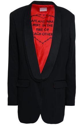 EACH X OTHER Crepe blazer