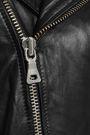 EACH X OTHER Cutout leather biker jacket