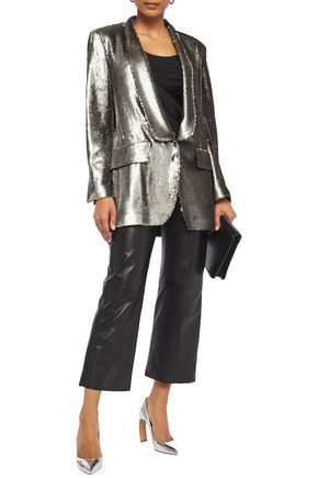 EACH X OTHER Sequined blazer