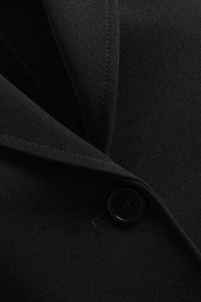 THEORY Lace-up crepe blazer