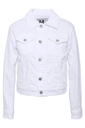 c5692e6f21c4 CURRENT ELLIOTT Cropped denim jacket