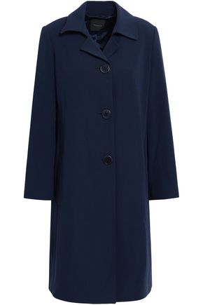 THEORY Piazza crepe trench coat