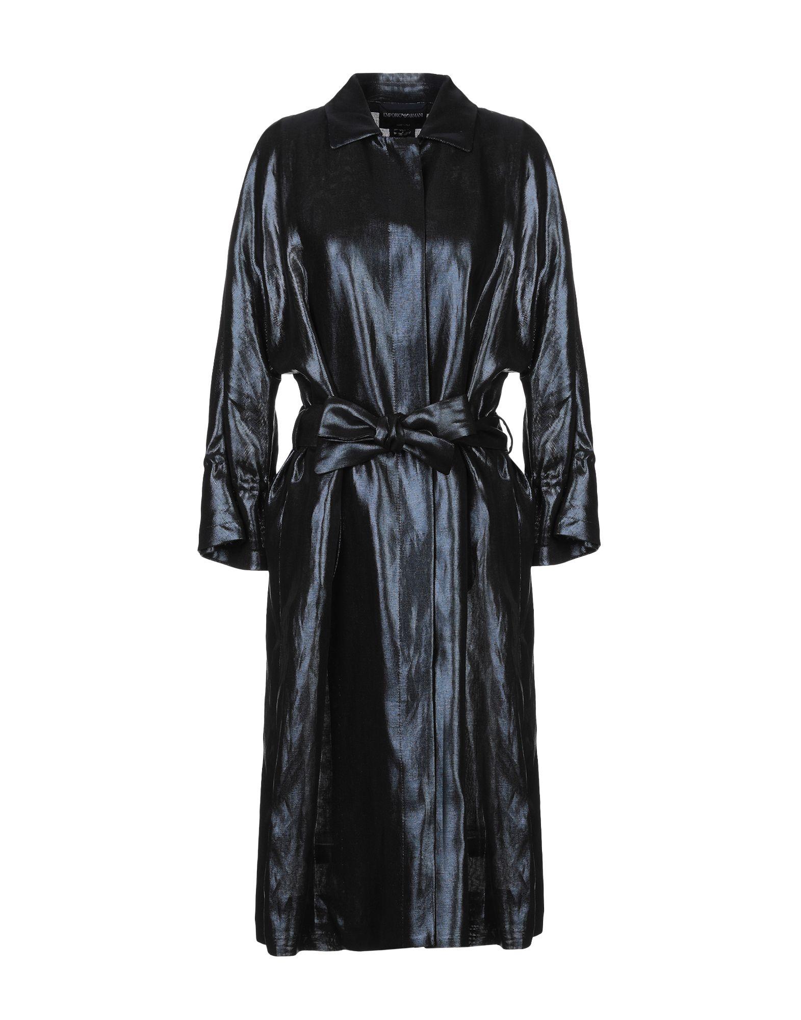 купить EMPORIO ARMANI Пальто дешево