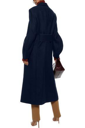 VICTORIA BECKHAM Wool-felt coat
