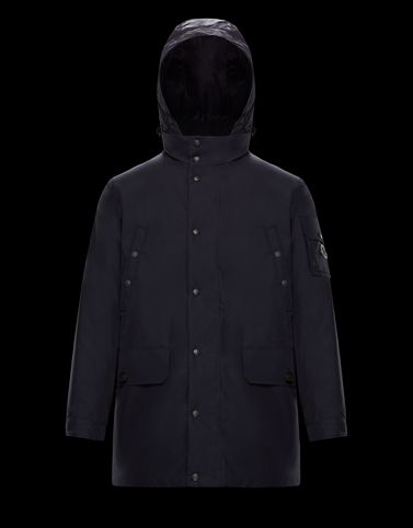 Moncler Coats & Trench Coats Man: GEORGET