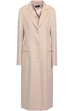 JOSEPH Wool and silk-blend felt coat