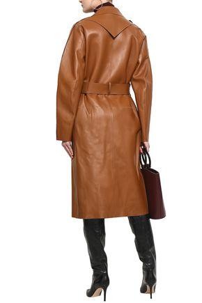 JOSEPH Leather coat
