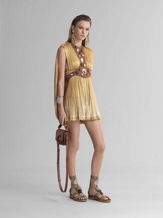 Grecian harness