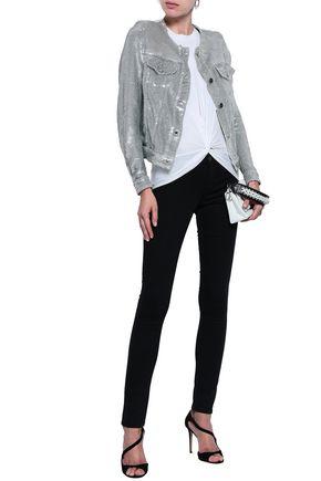 IRO Sequined woven jacket