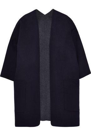 VINCE. Reversible wool-blend felt coat