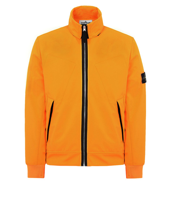 STONE ISLAND Куртка 43327 LIGHT SOFT SHELL-R FLUO