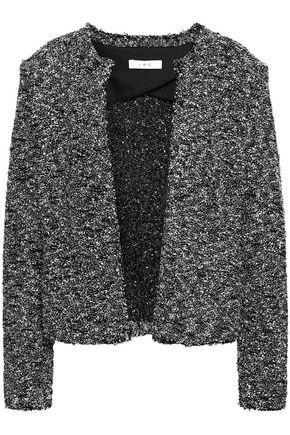 IRO Embellished bouclé jacket