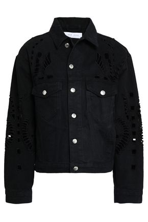 IRO Cutout denim jacket