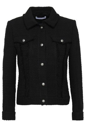 IRO Paloma cotton-bouclé jacket