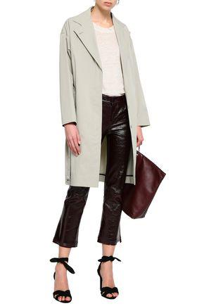 IRO Mamos cotton-gabardine trench coat