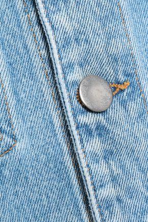 FRAME Faded denim jacket