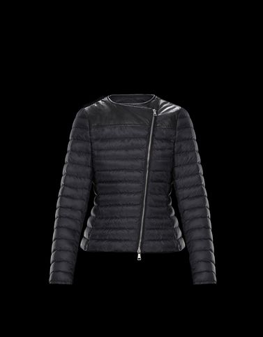 ABEBA Black Jackets & Bomber Jacket