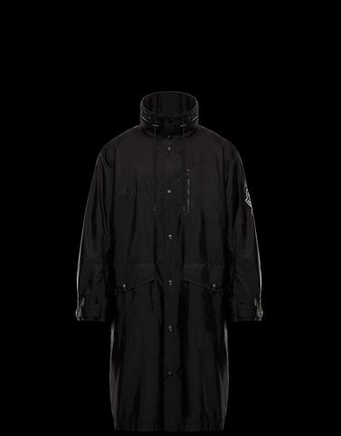 MONCLER GREG - Raincoats - men