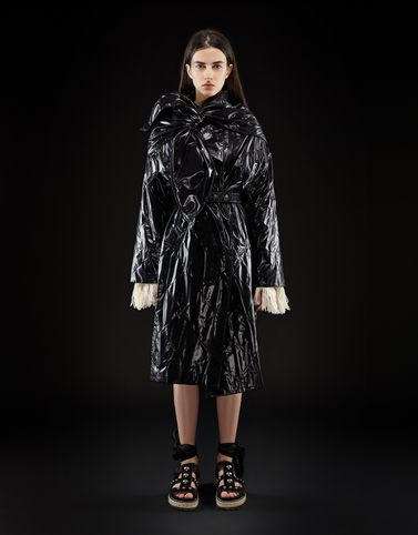 Moncler Coats & Trench Coats Woman: CANBERRA