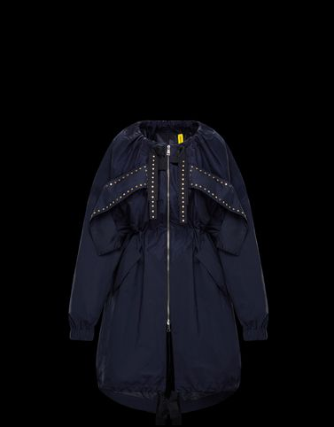 Moncler Coats & Trench Coats Woman: LAVIEILLE