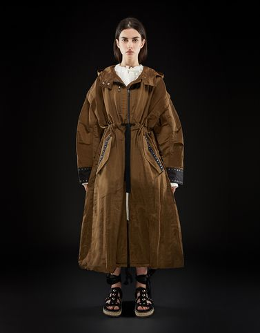 Moncler Coats & Trench Coats Woman: KING