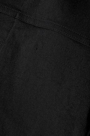 RICK OWENS Little Joe cropped denim jacket