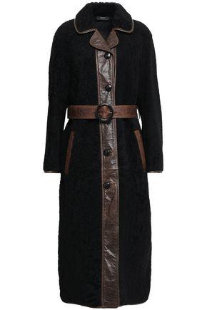 JOSEPH Shearling coat