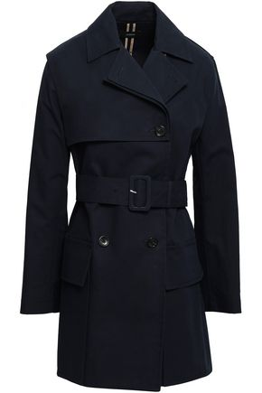 JOSEPH Aquila double-breasted cotton trench coat