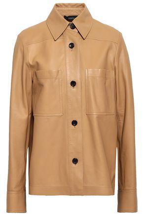 JOSEPH Leather shirt