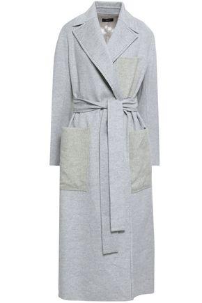 JOSEPH Wool and cashmere-blend felt coat