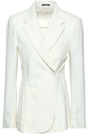 MAISON MARGIELA Cotton-twill blazer