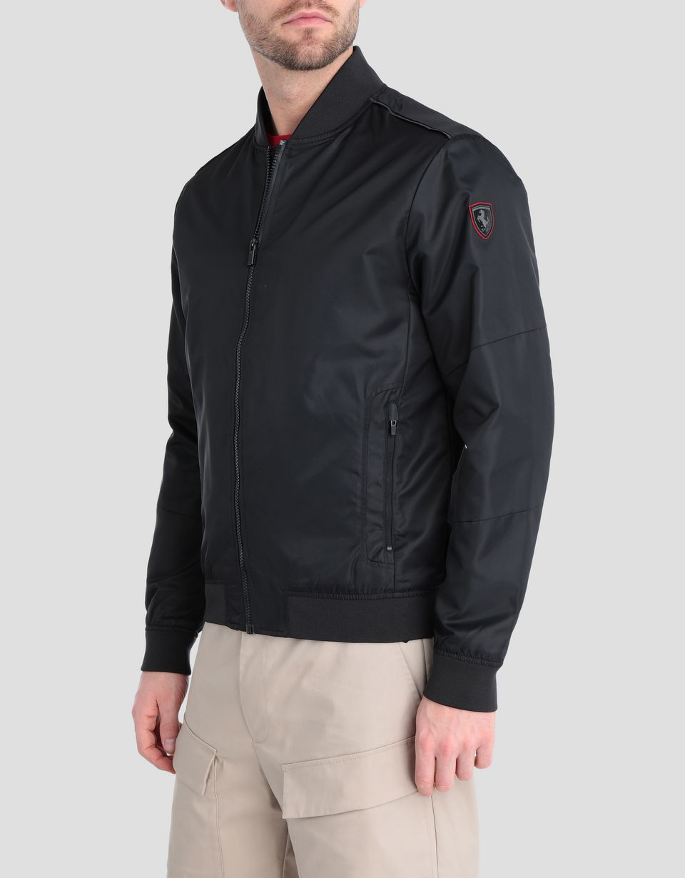 Scuderia Ferrari Online Store - Men's Scuderia Ferrari bomber jacket -