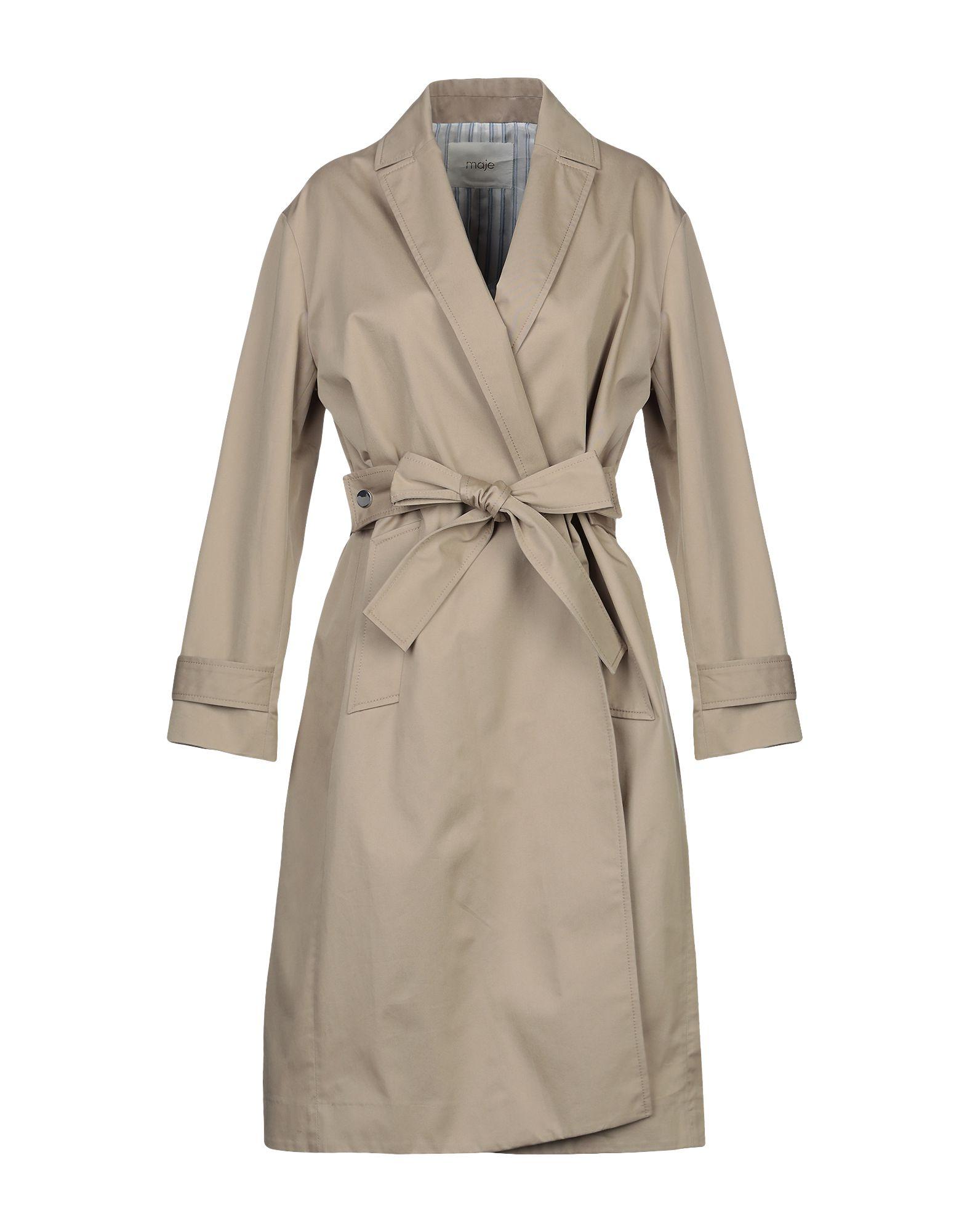 MAJE Легкое пальто blanca легкое пальто