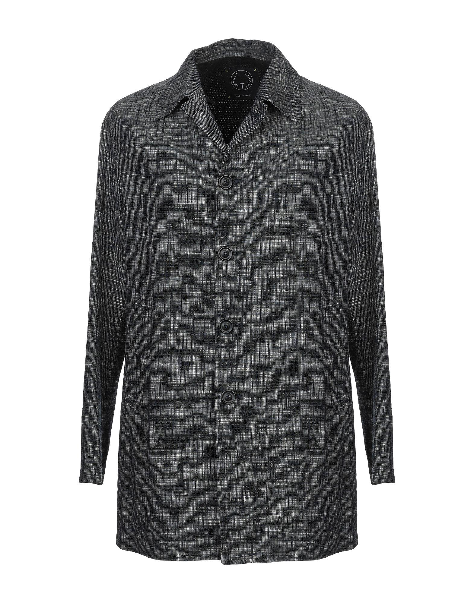 все цены на T-JACKET by TONELLO Легкое пальто онлайн