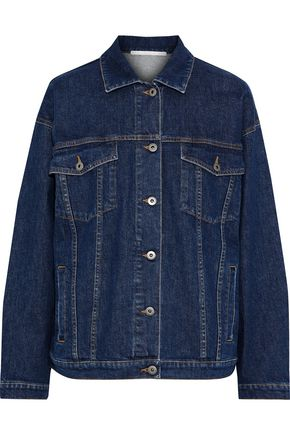 STELLA McCARTNEY Oversized denim jacket